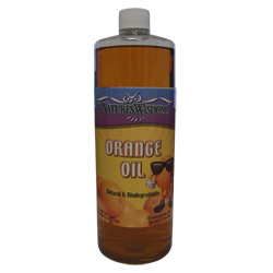 Nature's Wisdom Orange Oil