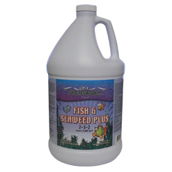 Nature's Wisdom Fish & Seaweed Plus Gallon